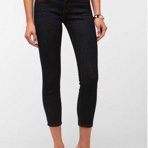 BDG Grazer Mid-Rise Jean - Vintage Dark Denim